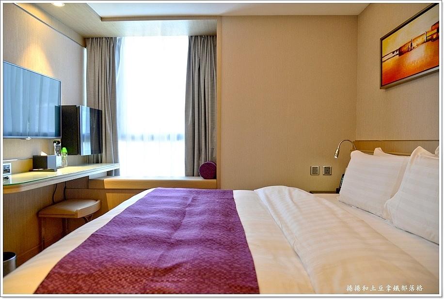 銅鑼灣珀麗尚品酒店-2