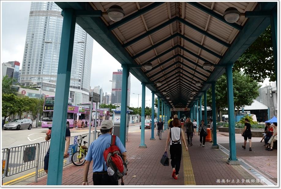 香港露天觀光巴士