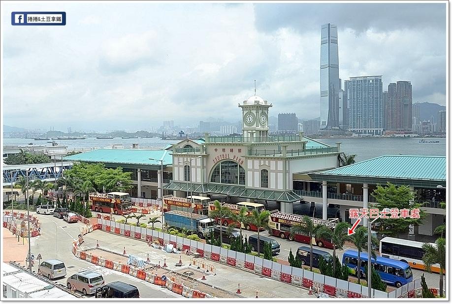 香港露天觀光巴士-1