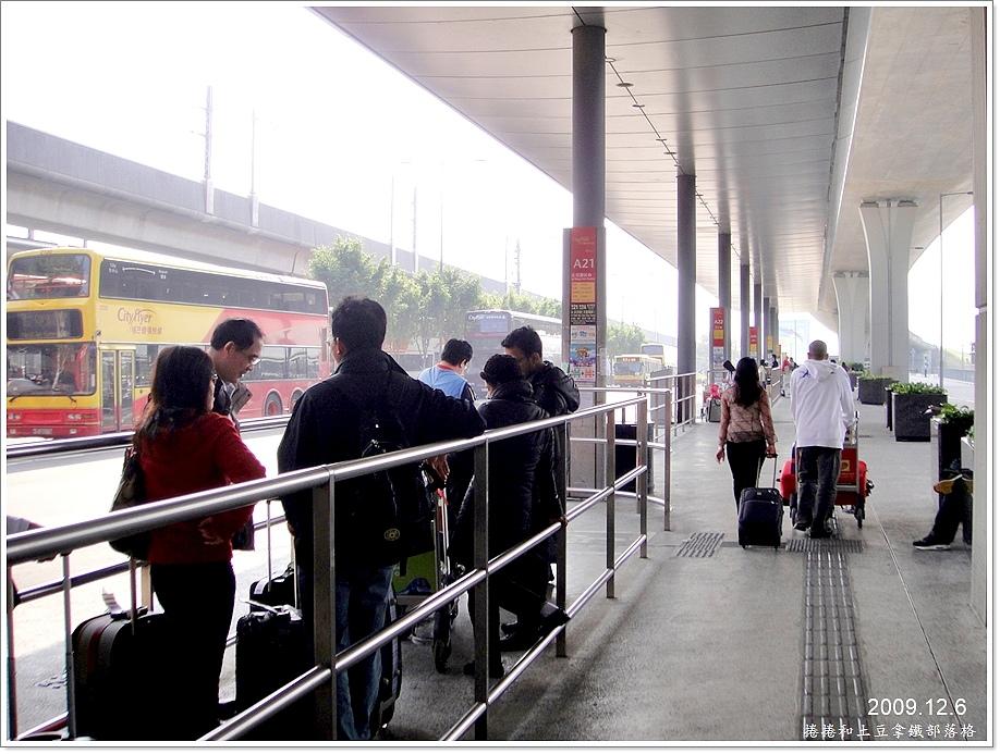 香港機場巴士-1