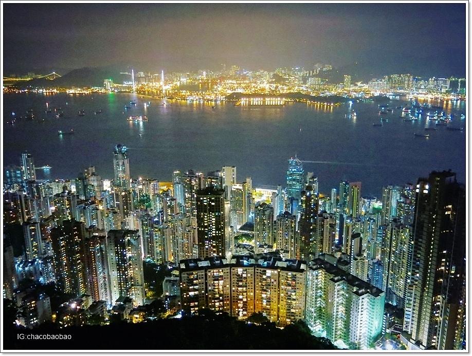 香港自由行20161007-3 西環堅尼地城 葵青