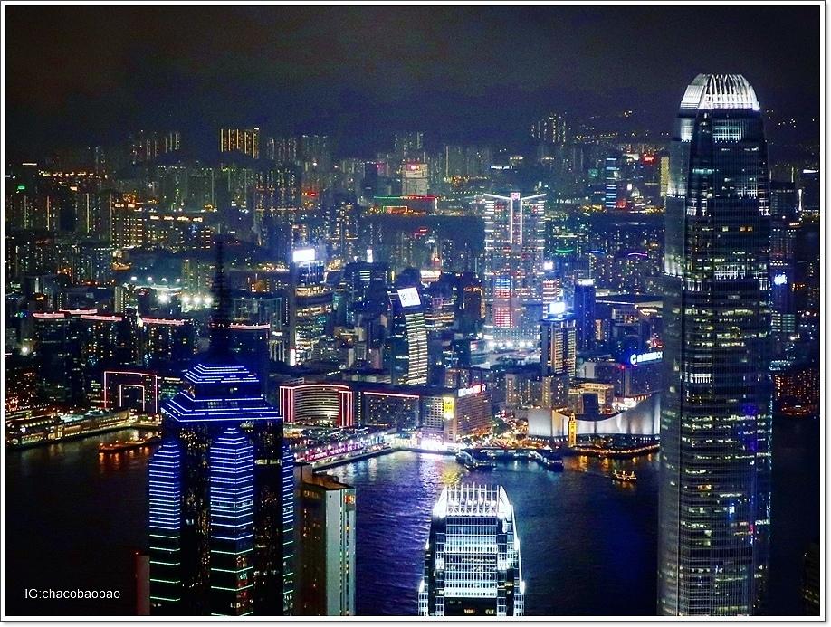 香港自由行20170503 盧吉道 IFC 文化中心特寫