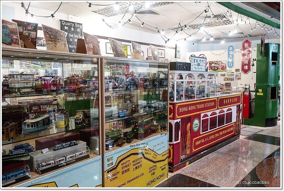 香港自由行20170503-3 香港電車文化館