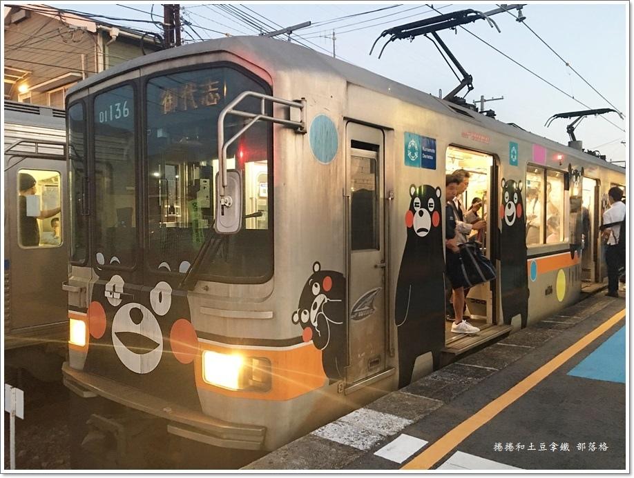 熊本熊電車13.JPG