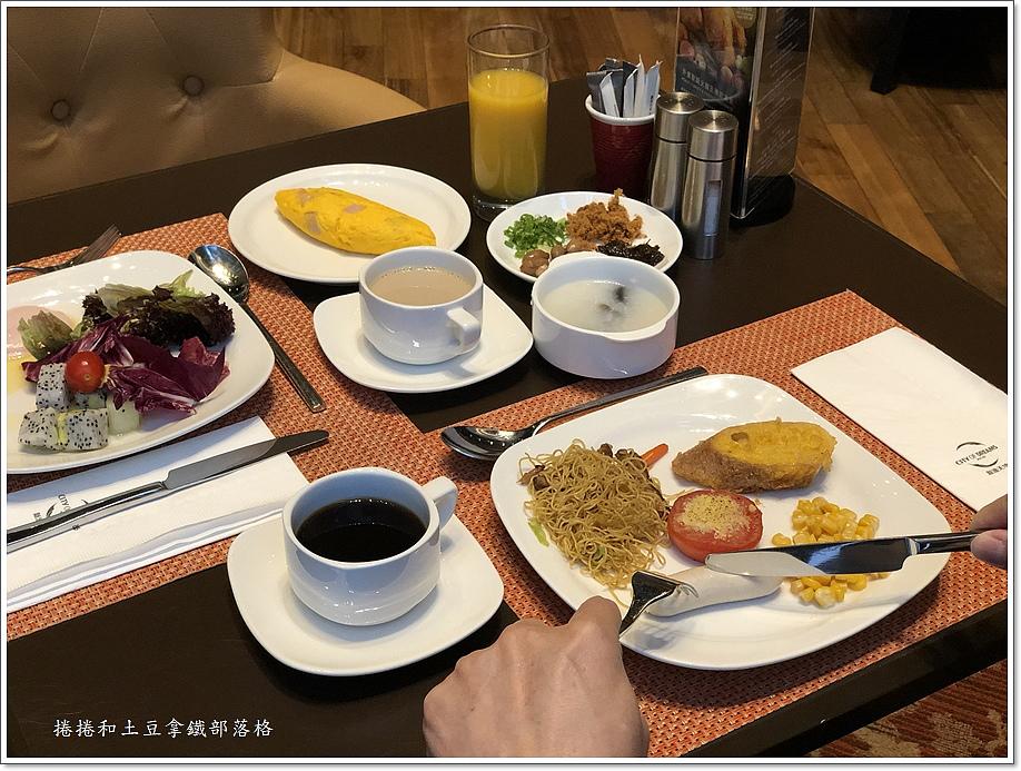迎尚酒店早餐.JPG