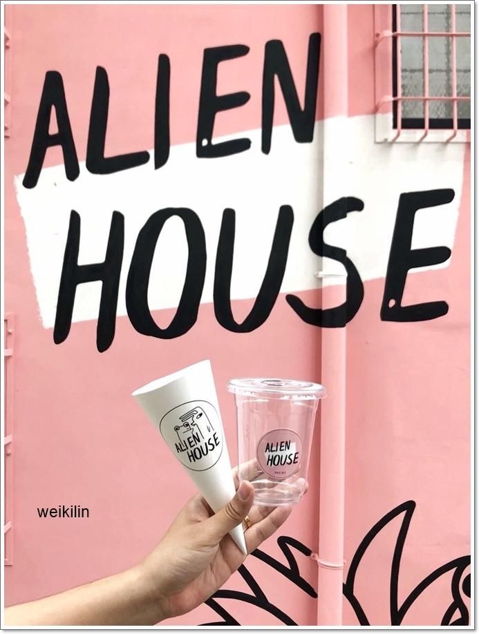 咖啡ALIEN HOUSE-6