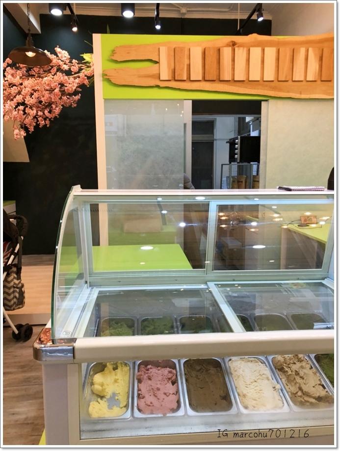 裸體主義二店金箔冰淇淋-4