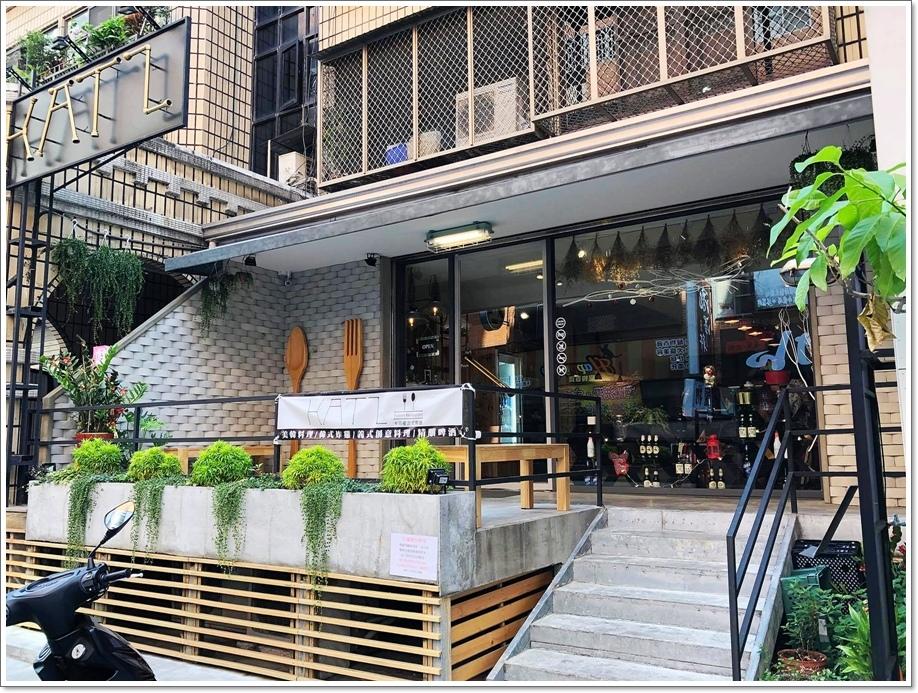 卡司複合式餐廳 高雄文化中心店 (1)