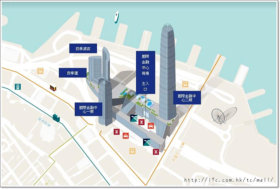 IFC地圖