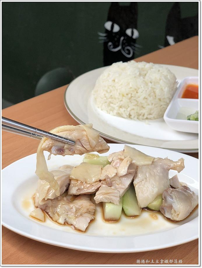 東馬海南雞飯-7