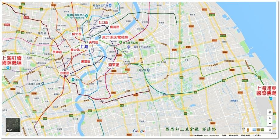 上海地圖02