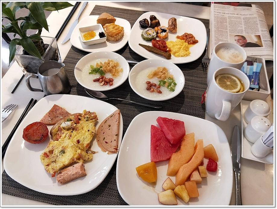 諾富特九龍早餐-1
