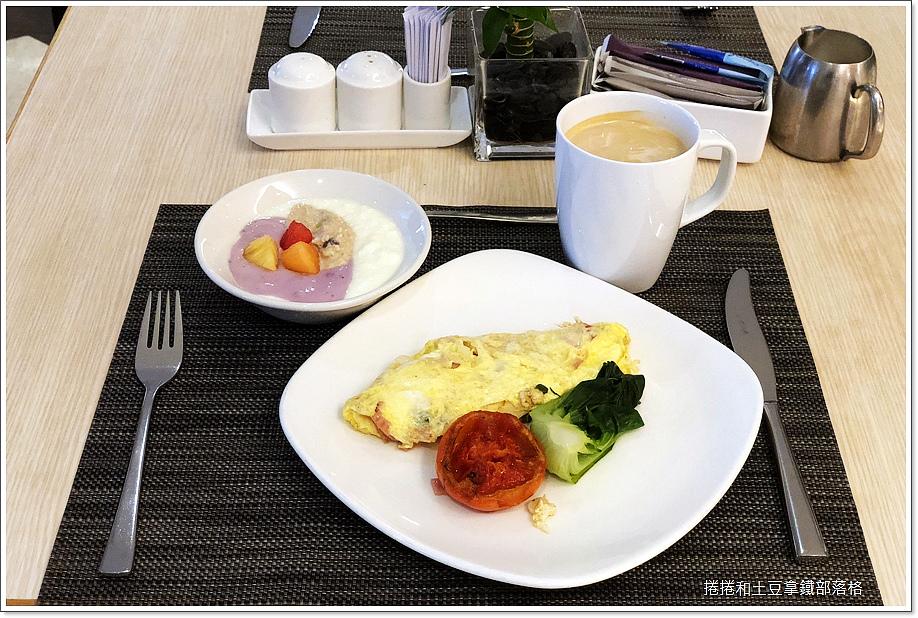 諾富特九龍早餐-3