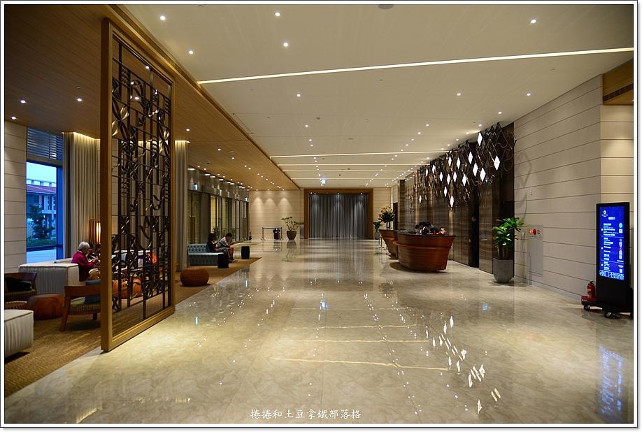 澎澄飯店大廳-2