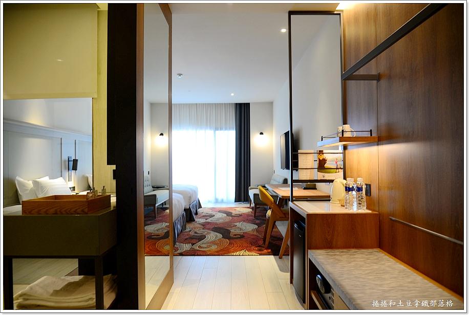 澎澄飯店客房-8