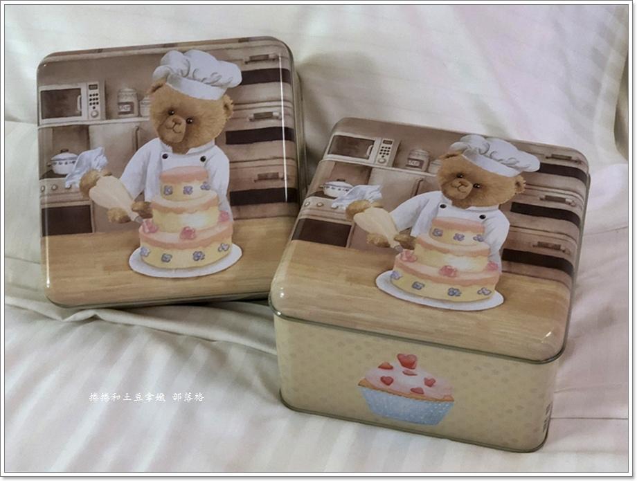 珍妮小熊餅乾04