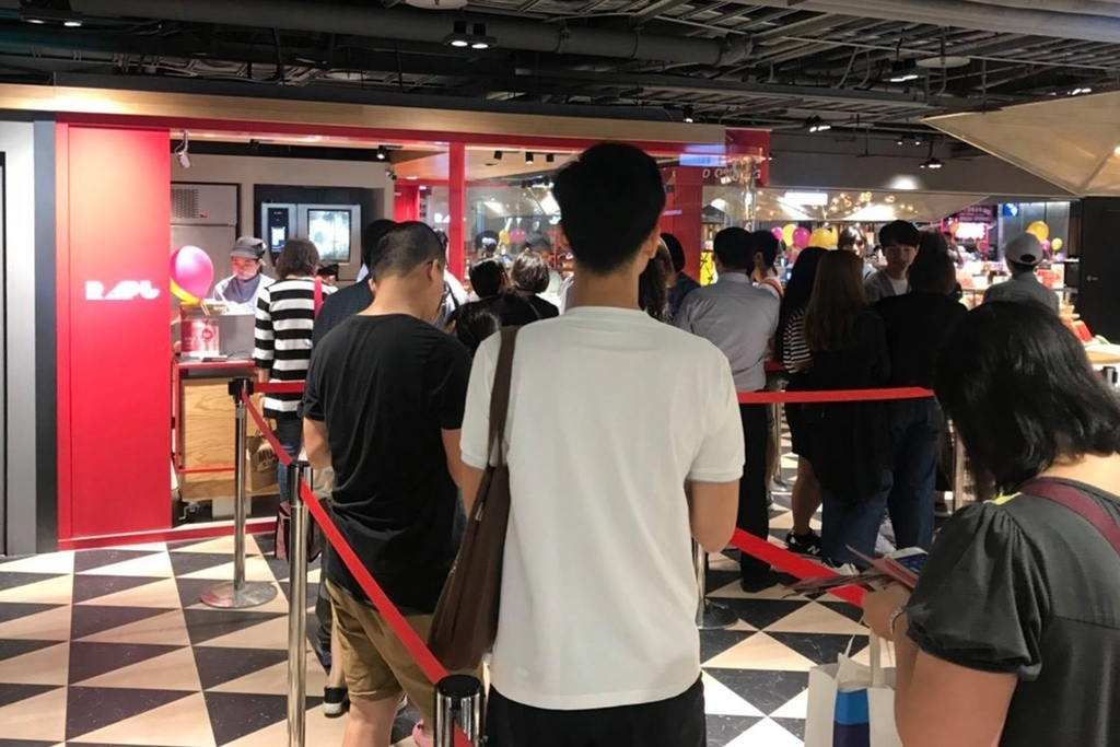 彩虹市集2018-5
