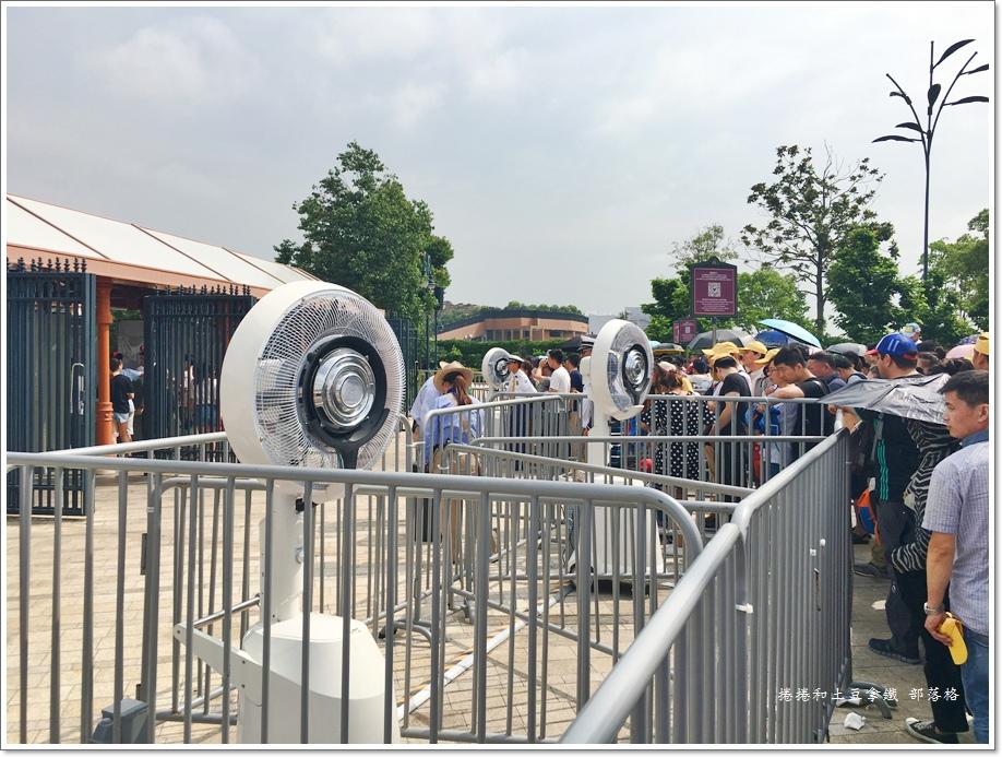 上海迪士尼交通08