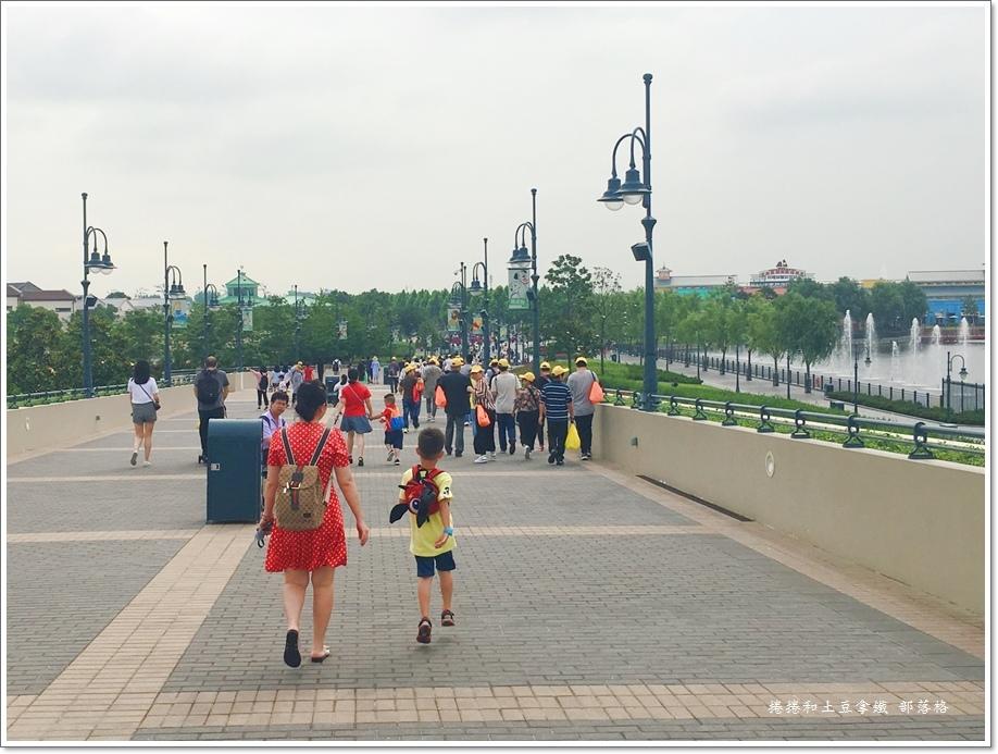 上海迪士尼交通04