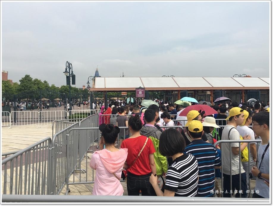 上海迪士尼交通07