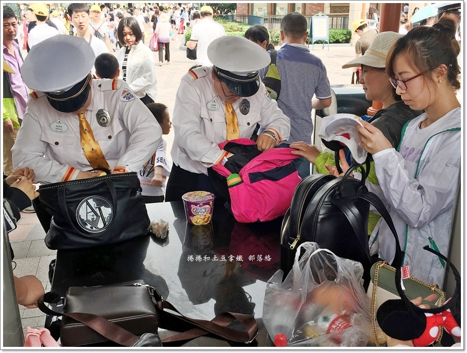 上海迪士尼交通10