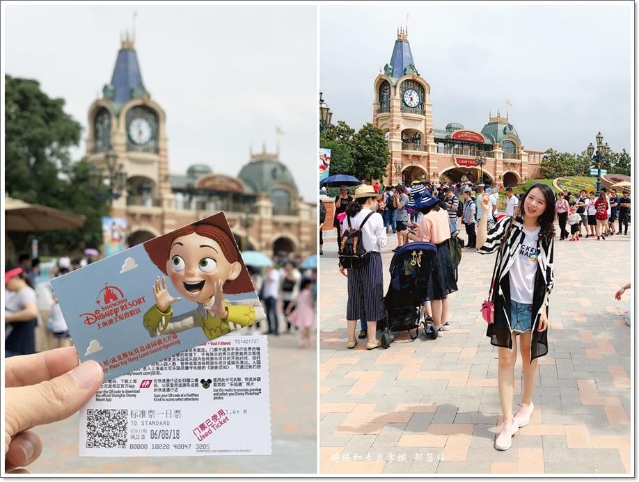 上海迪士尼交通12