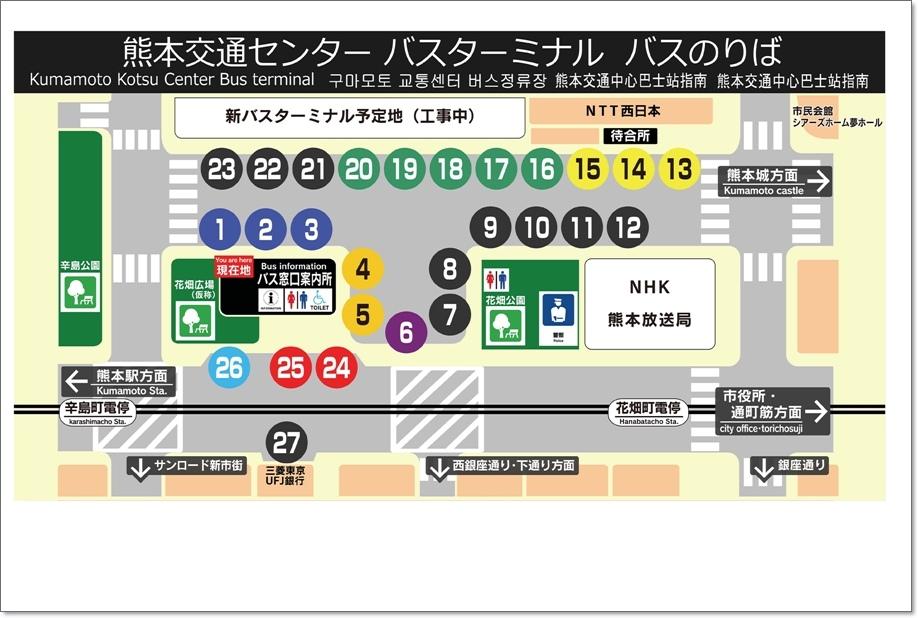 熊本交通中心