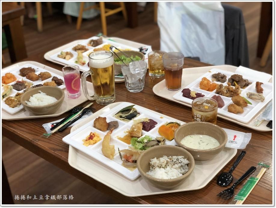 阿蘇農裝晚餐-1