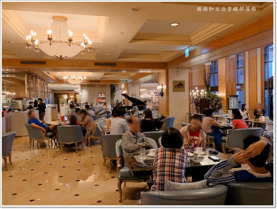 漢來飯店大廳酒廊-2