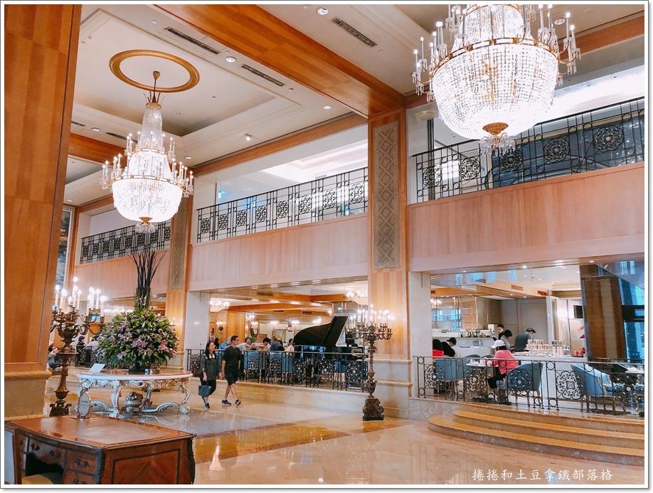 漢來飯店大廳酒廊-6
