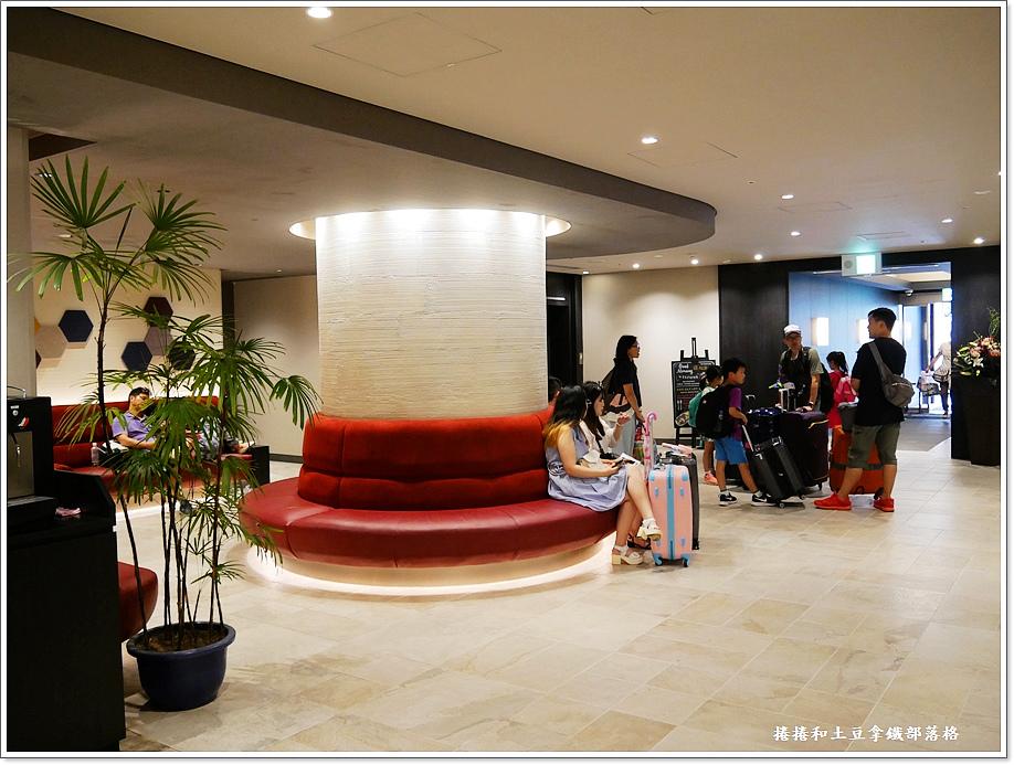 紅屋頂加客棧大阪難波酒店-15