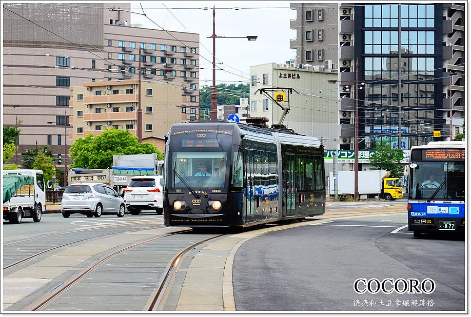熊本COCORO電車-1