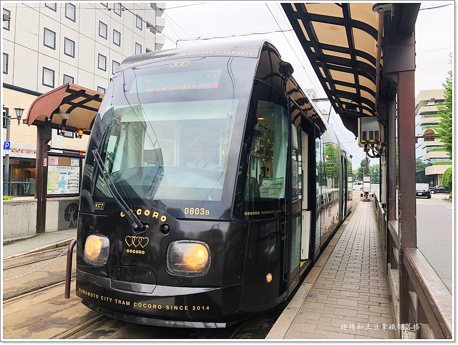 熊本COCORO電車-4