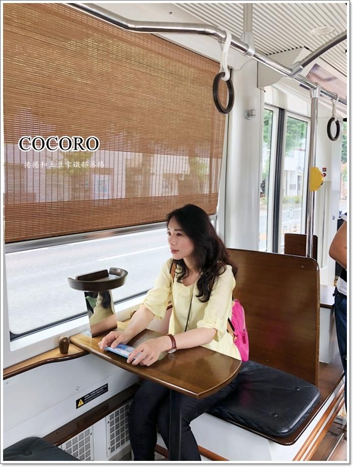 熊本COCORO電車-5