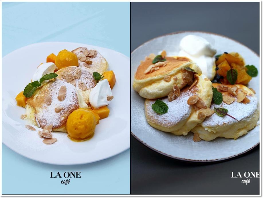 LAONECAFE舒芙蕾鬆餅