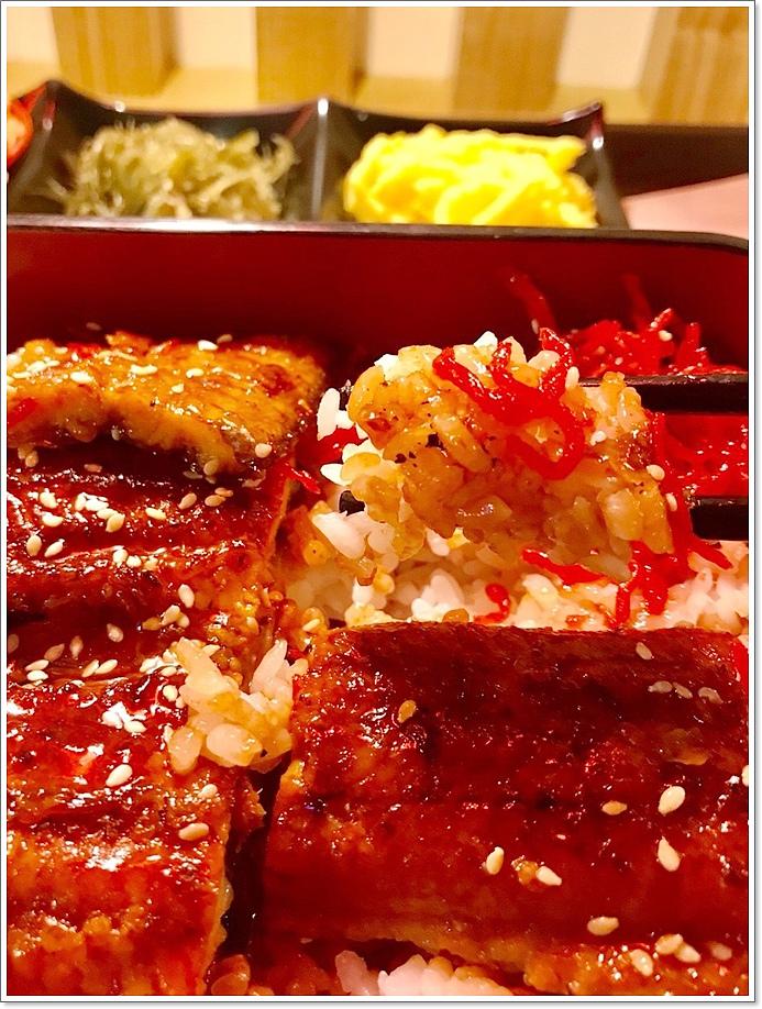 高川鰻魚飯4