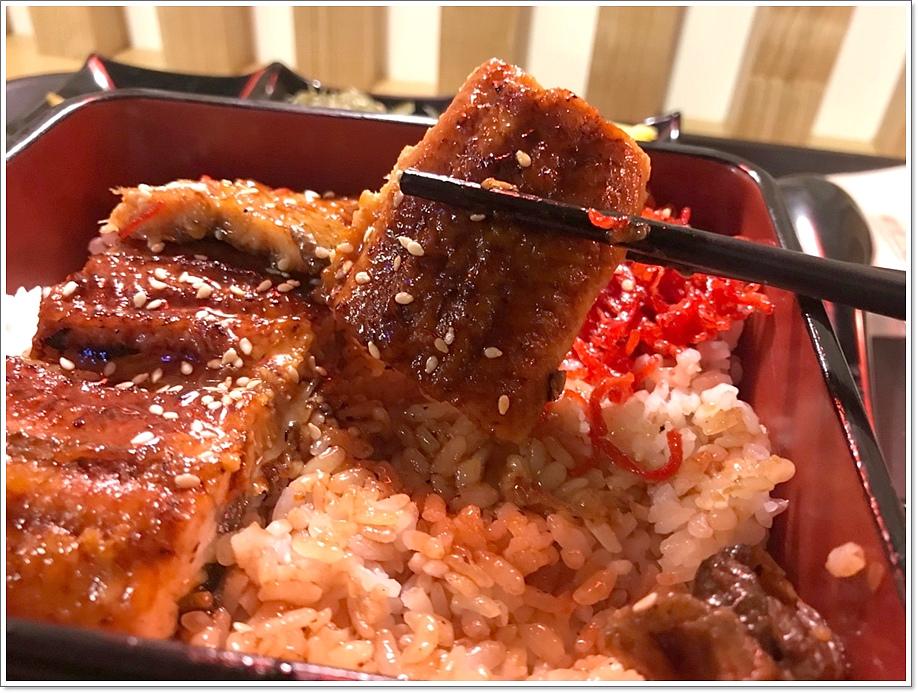 高川鰻魚飯6