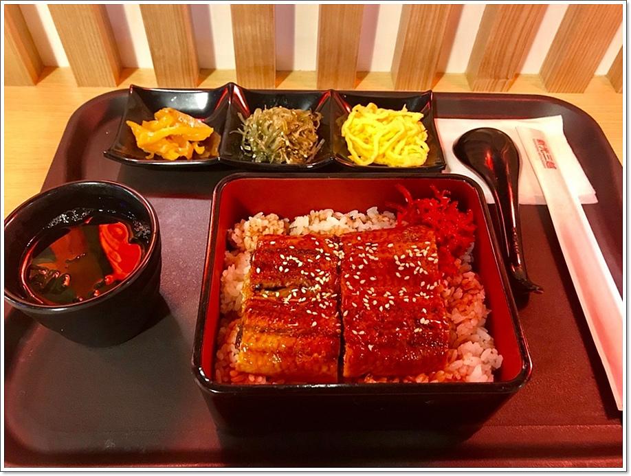 高川鰻魚飯7