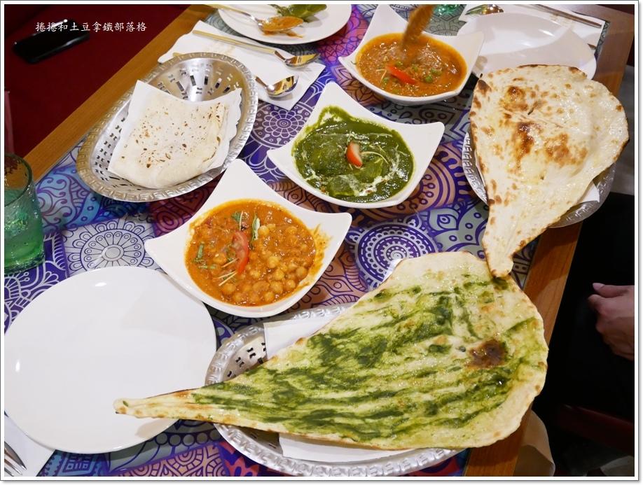 瑪哈印度餐廳-3