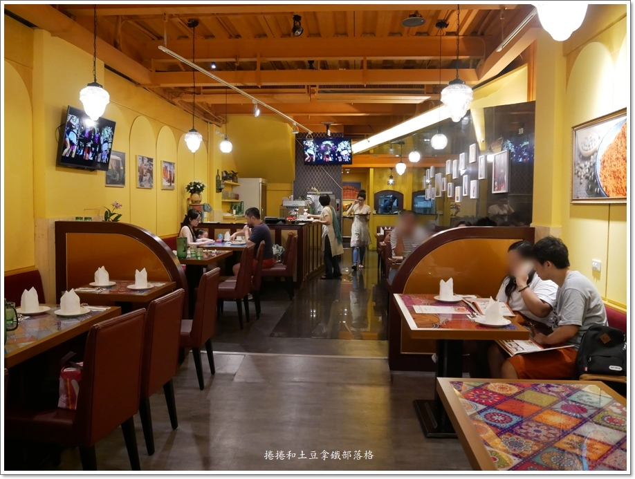 瑪哈印度餐廳-9