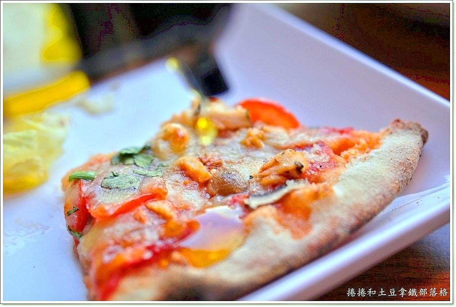 搖滾披薩香烤雞肉披薩-1