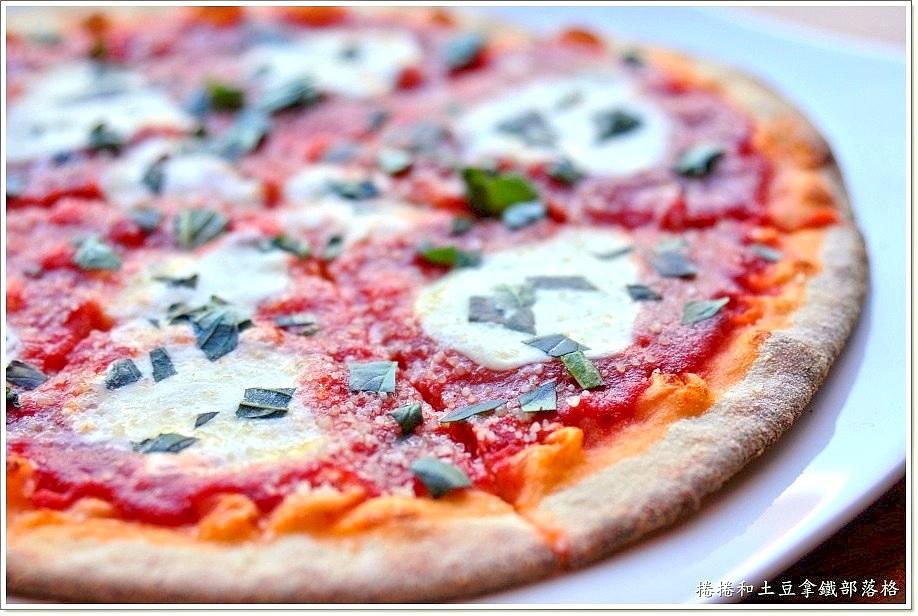 搖滾披薩瑪格麗特披薩