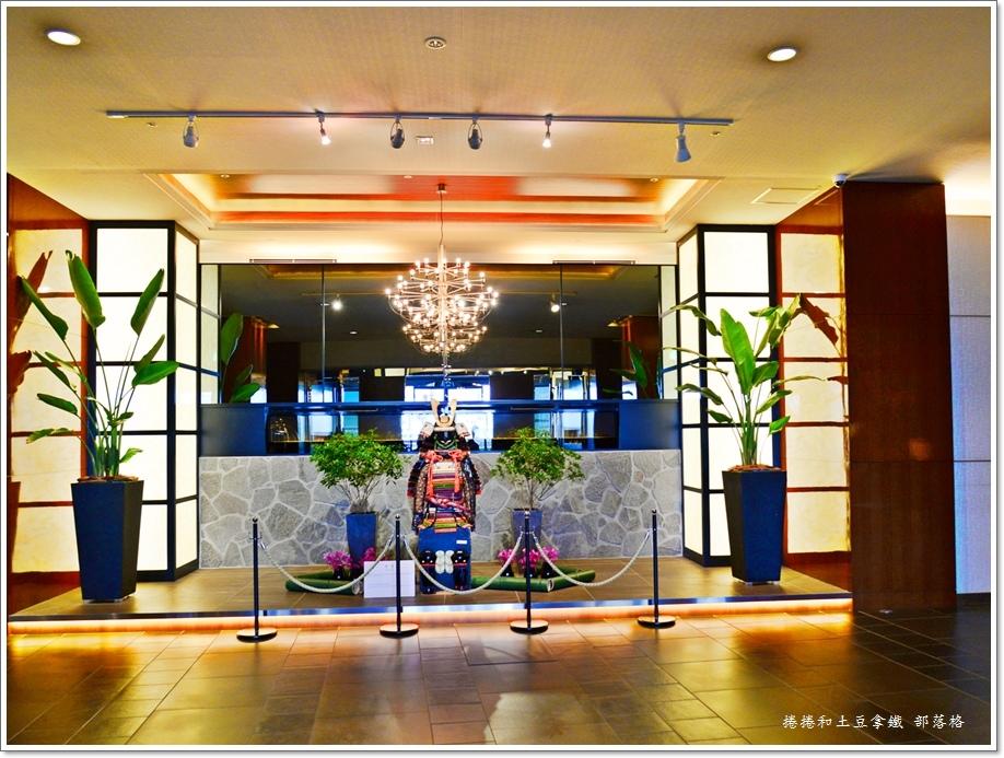 熊本全日空皇冠廣場飯店03.JPG