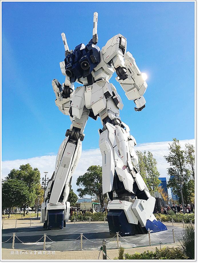鋼彈機器人-1
