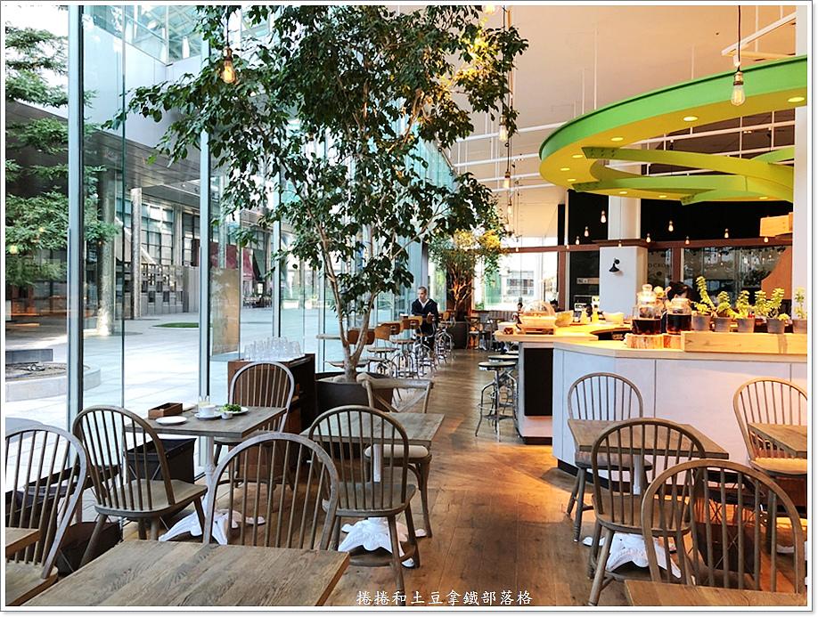 東京皇家花園酒店早餐咖啡廳-2.JPG