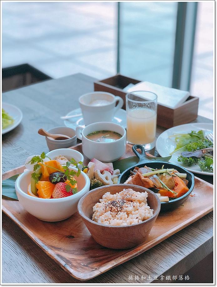 東京皇家花園酒店早餐咖啡廳-4.JPG