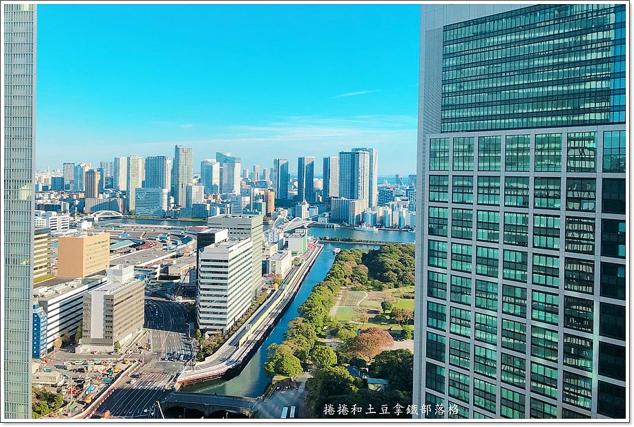 東京皇家花園酒店矽留窗景-1