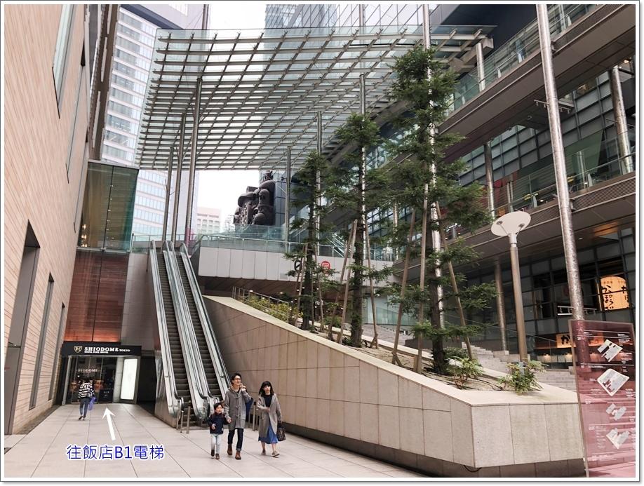 皇家花園飯店THE汐留05
