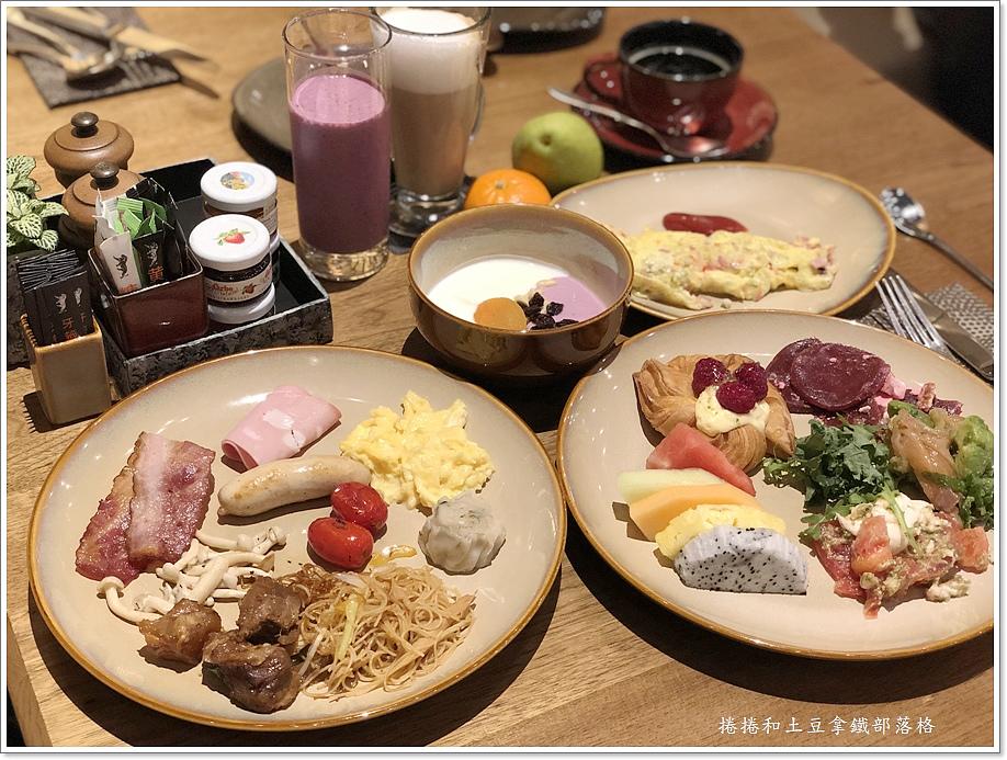 美獅美高梅早餐-4