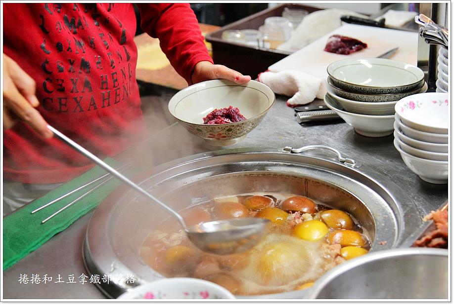 台南溫體牛肉湯-4